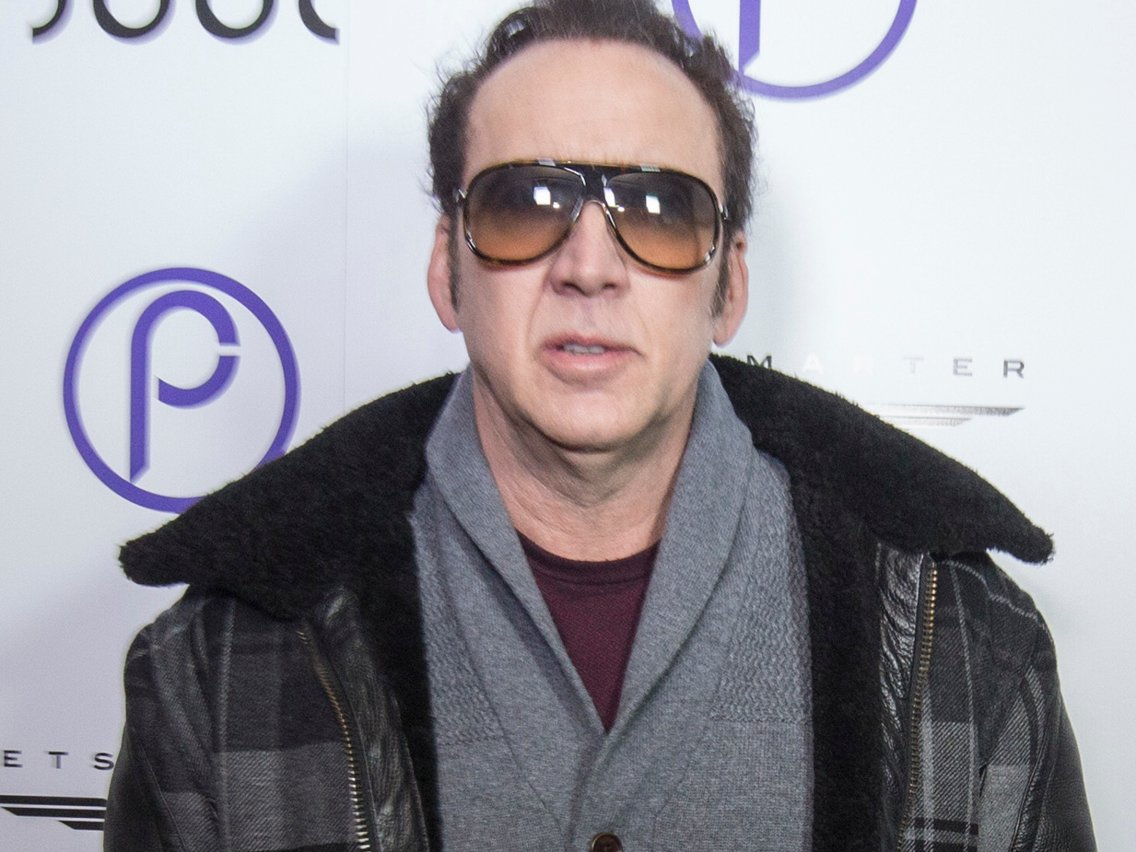 """Nicholas Cage slated to star in """"The Elvis Death Hoax"""""""